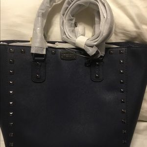 Michael-Kors large Saffiano tote bag